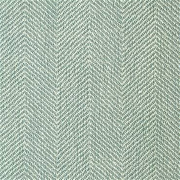 Herringbone Platinum: Olson Aquamarine Herringbone Upholstery Fabric By Richloom