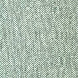 Olson Aquamarine Herringbone Upholstery Fabric By Richloom
