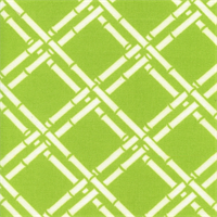 Bamboo Lime Green Contemporary Indoor/Outdoor Fabric