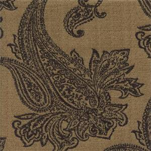 M9405 Sisal Floral Upholstery Fabric by Barrow Merrimac
