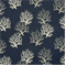 Isadella Premier Navy/Slub Cotton Slub Drapery Fabric By Premier Prints