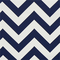 Zippy Premier Navy/Slub Premier Prints - Drapery Fabric 30 yd Bolt