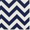 Zippy Premier Navy/Slub Premier Prints - Drapery Fabric 30 yd Bolt