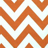 Zippy Tangelo/Slub Premier Prints - Drapery Fabric