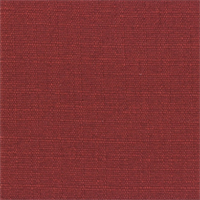Stallion Solid Cherry Red Basketweave Look Upholstery Fabric