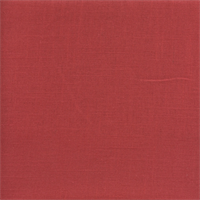Linen Look Solid Red Drapery Fabric