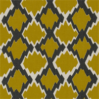 Gemstone Timberwolf/Macon Drapery Fabric by Premier Prints