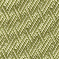 Nilsson Green Greek Key Cotton Upholstery Fabric