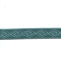 ET-712/5 Color Teal Blue Tape Trim