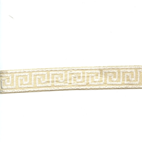 HT-601 Color Creambrule Cream Tape Trim