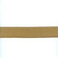HD209/03 Tan Woven Tape Trim