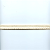 NA305/01 Off White Lip Cord Trim