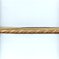 T30060 Color 116 Gold Lip Cord Trim