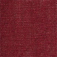 Bur-15 Solid Burgandy Metallic Burlap Drapery Fabric