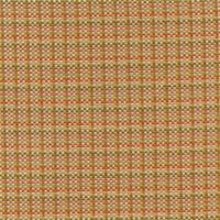 Geometrique Clay Check Drapery Fabric by Waverly