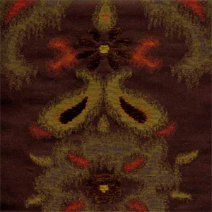 Vera Spice Chenille Embossed Upholstery Fabric Sw35613