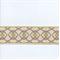EA271/05 Lavender Purple/Chartreuse Green Tape Trim