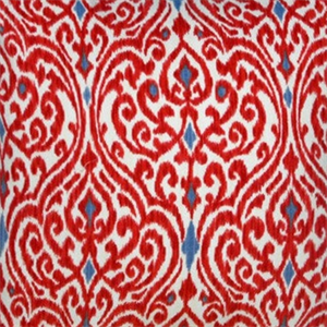 Drapery fabric by waverly srilanka jewel ikat cotton drapery fabric by
