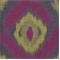 *10 YD PC--Bursa Silhouette Purple Woven Ikat Drapery Fabric