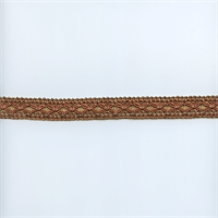 Venice 8004 Cinnamon Braid Trim