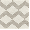 On Key Gray Woven Greek Key Upholstery Fabric by Waverly