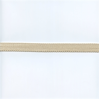 Naples 6417 Ivory Tape Trim