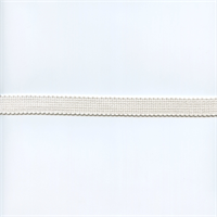 Naples 6433 White Tape Trim