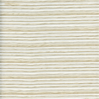 Channel # 2 Cream Stripe Sheer Drapery Fabric