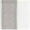 St. Tropez Grey Stripe Sheer Drapery Fabric