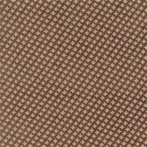Evers 78 Cocoa Diamond Design Fabric by Duralee