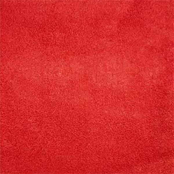 Mission suede red upholstery fabric sw36093 fashion for Suede fabric