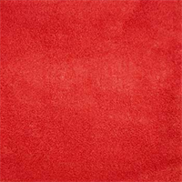 Mission Suede Red Upholstery Fabric