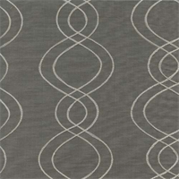 Keo Stone Embroidered Drapery Fabric by Braemore