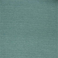 Stallion Solid Turquoise Basketweave Look Upholstery Fabric