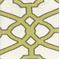 Pavilion Fretwork Kiwi Drapery Fabric by Braemore