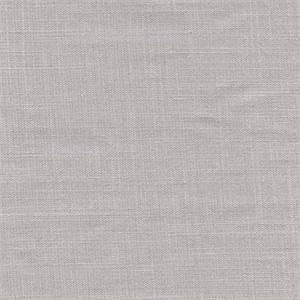 Gent Fog Solid Linen Look Drapery Fabric