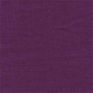 Gent Port Solid Linen Look Drapery Fabric