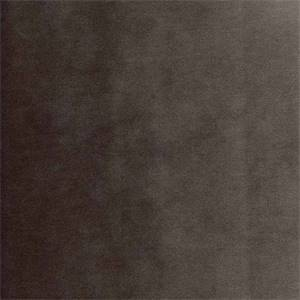 Banks Charcoal Grey Solid Velvet Upholstery Fabric