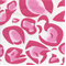 Kenya White/Hot Pink Premier Prints Drapery Fabric
