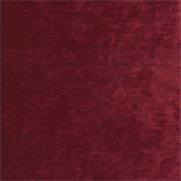 Lambada 17 Pomegranate Red Chenille Upholstery Fabric