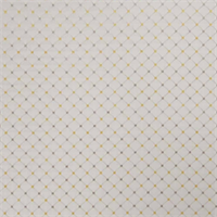 02104 Diamond/Dot Soliel Upholstery Fabric