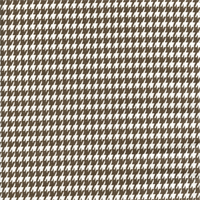 Houndstooth Italian Brown by Premier Prints - Drapery Fabric
