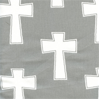 Cross Storm Twill Drapery Fabric by Premier Prints