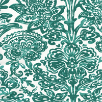 Shiloh Jade Green Drapery Fabric by Premier Prints
