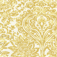 Shiloh Saffron Macon Drapery Fabric by Premier Prints
