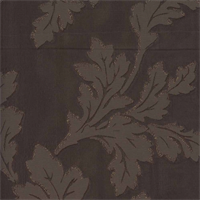 Laurel 03 Beaver Floral Faux Silk Drapery Fabric