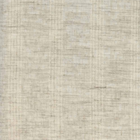 Solid Natural Pinstripe Sheer Drapery Fabric