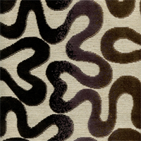 Grand Prix Brown Cut Chenille Upholstery Fabric