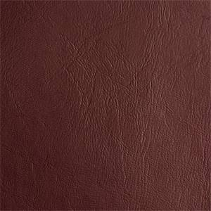 Expanded Vinyl Burgundy Upholstery Fabric