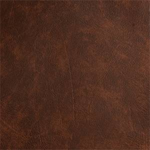 Expanded Vinyl Brown Print Upholstery Fabric